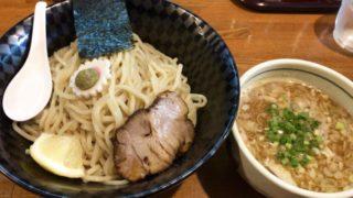住宅街で食べられるバランスのとれた端正なつけ麺!【青森市・駒繋(こまつなぎ)】