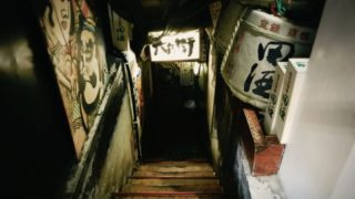 青森駅すぐ!地下にある旅情たっぷりの酒場「六兵衛(ろくべえ)」で地酒と貝焼き味噌を堪能してきました