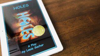 【追記あり】人気の洋書「Holes」を読んでみました!amazonで買う場合、「オリジナル」と「脚本版」があるので要注意!!